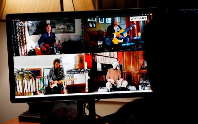 'One World: Together at Home' recauda 127.9 mdd para lucha contra COVID-19 - Foto de EFE