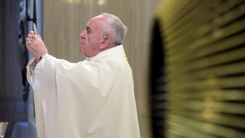 """Papa Francisco reflexiona sobre la pandemia en su libro """"Soñemos juntos"""" - Papa Francisco coronavirus COVID-19"""
