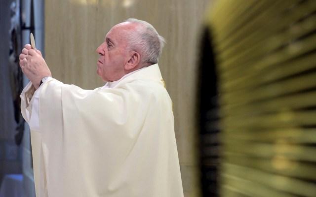 El papa Francisco dona material médico contra COVID-19 a Siria y Gaza - Papa Francisco coronavirus COVID-19