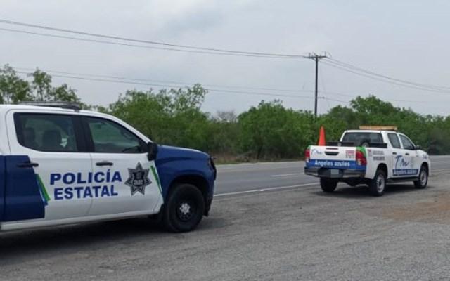Aseguran en Tamaulipas 120 mil litros de hidrocarburo ilegal - Policía de Tamaulipas. Foto de @SSP_GobTam