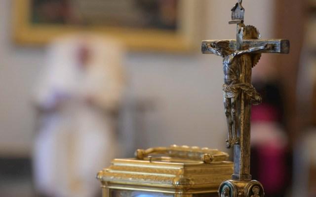 Misa de Jueves Santo del papa Francisco (En Vivo) - Foto de EFE/EPA/VATICAN MEDIA.