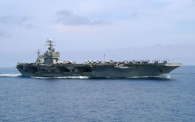 Al menos 710 marineros del portaviones USS Roosevelt tienen COVID-19 - Foto de Wikimedia