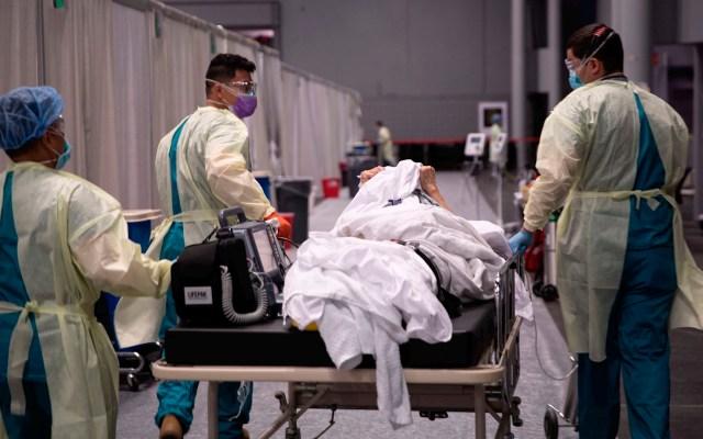 Trump afirma que EE.UU. es el país con más pruebas realizadas de COVID-19 - Pruebas eeuu coronavirus COVID-19