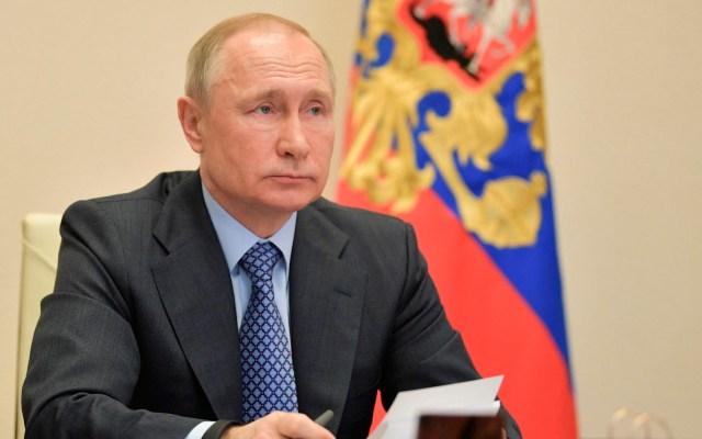 Putin no asistirá a misa de Pascua ortodoxa ante restricciones por COVID-19 - Putin coronavirus COVID-19