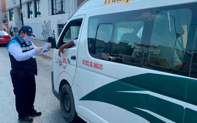 Prohíben en Quintana Roo circulación de vehículos con placas de otros estados - Quintana roo coronavirus COVID-19