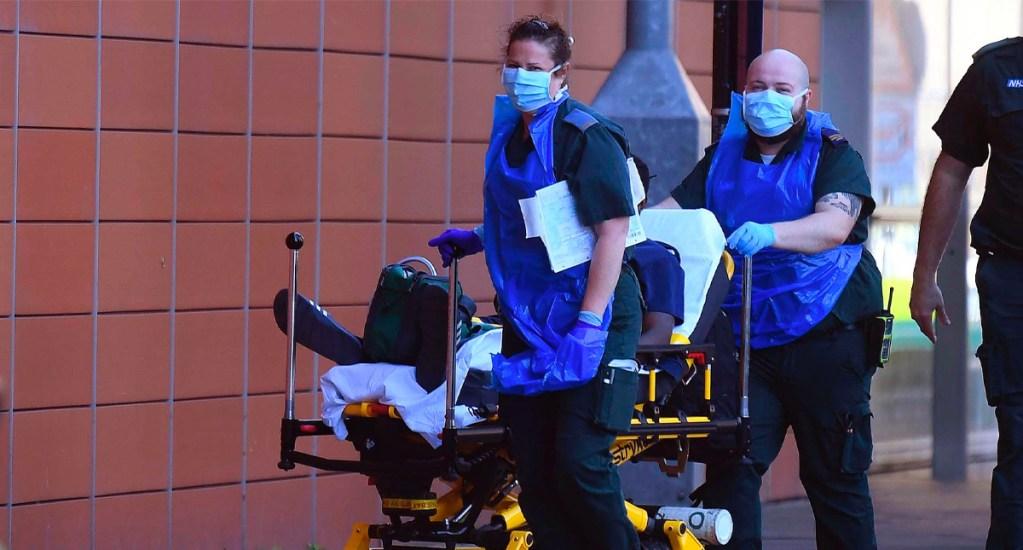 Muertes por COVID-19 en Reino Unido podrían superar las 41 mil: estudio - La pandemia de COVID-19 habría causado ya hasta 41 mil 102 muertes en el Reino Unido, de acuerdo con un estudio publicado por el diario Financial Times