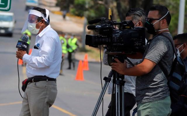 Reporteros Sin Fronteras crea programa a favor de la seguridad de periodistas en México - Reporteros Sin Frontera