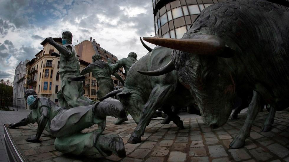 Cancelarían fiestas de San Fermín, en España, por segundo año consecutivo - San Fermín Pamplona coronavirus COVID-19