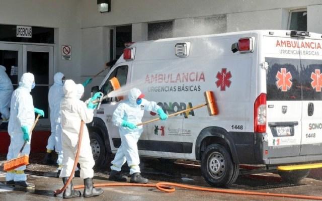 Hospital de Sonora suspende servicios por brote de COVID-19 en personal - Foto de Ayuntamiento de San Luis Rio Colorado