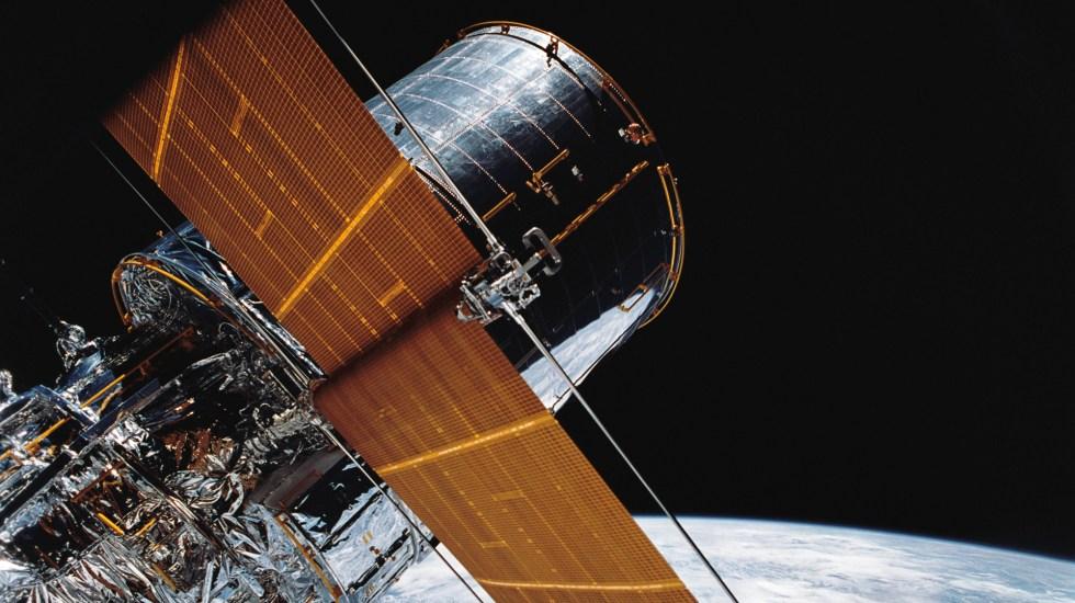 Telescopio espacial Hubble celebra su 30 aniversario - Telescopio Hubble. Foto de NASA