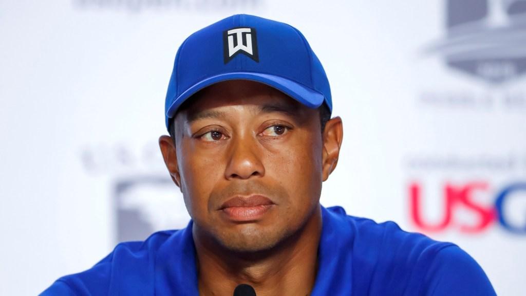 Demandan a Tiger Woods y a caddie por incidente en torneo - Tiger Woods. Foto de EFE