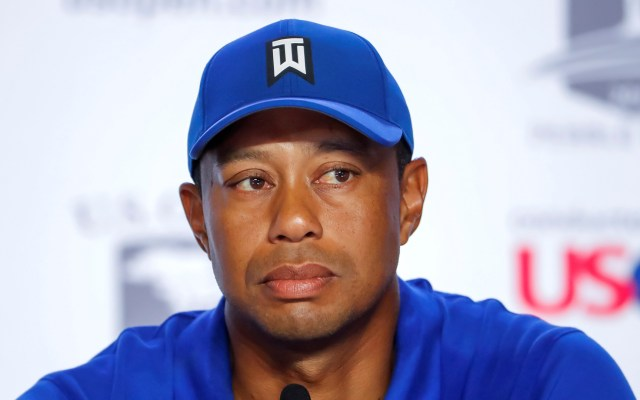 Tiger Woods revela que recibió un golpe de Muhammad Ali - Tiger Woods. Foto de EFE