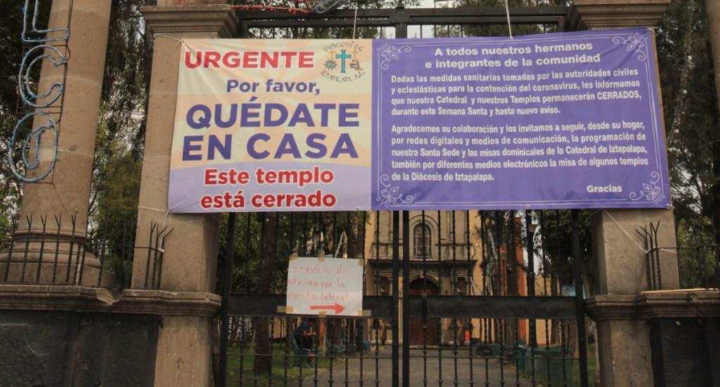Viacrucis de Iztapalapa se realiza a puerta cerrada por COVID-19 - Viacrusis Iztapalapa representación COVID-19