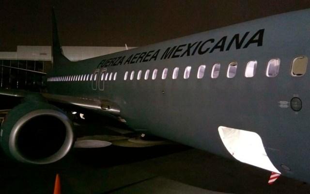 Parte hacia Bolivia vuelo de Fuerza Aérea Mexicana para repatriar connacionales - vuelo bolivia sedena COVID-19