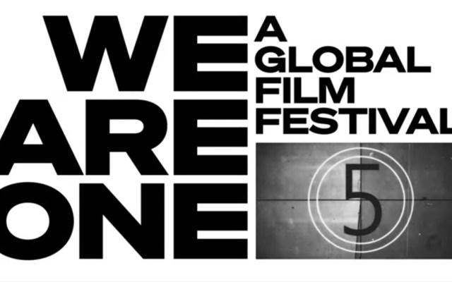 YouTube anuncia festival de cine gratuito en apoyo a COVID-19 - Los principales festivales de cine del mundo se unieron a YouTube para anunciar We Are One: A Global Film Festival, un evento de cine digital de 10 días de duración
