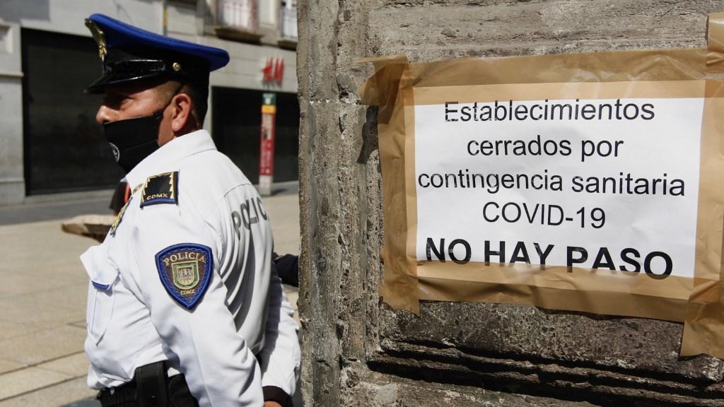 René Juárez pide al gobierno apoyar a empresas ante crisis por COVID-19 - Zócalo Ciudad de México coronavirus COVID-19 2 establecimientos