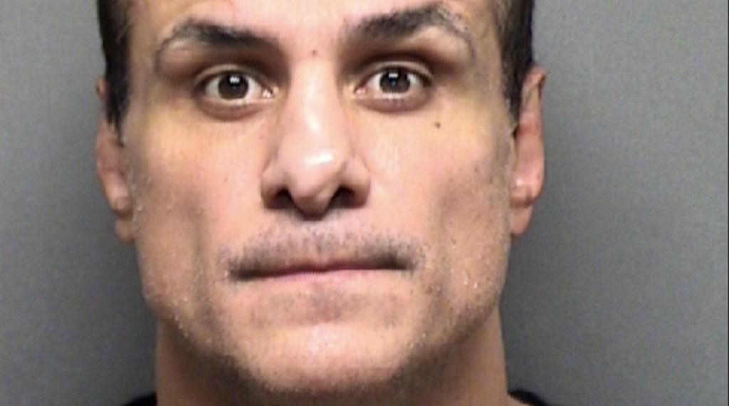 Detienen a Alberto del Río por agresión sexual - Foto de Bexar County Sheriff