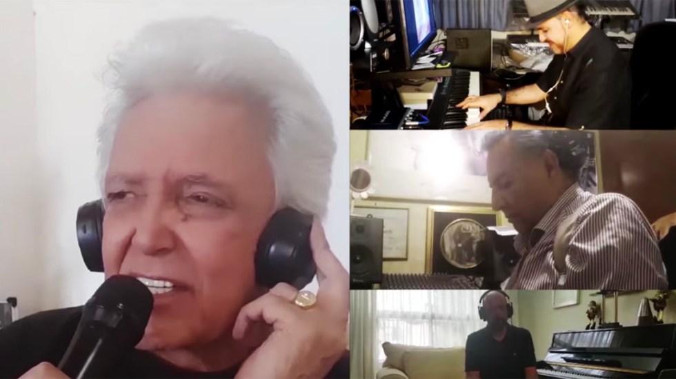 Alberto Vázquez graba nueva versión de 'Gente que ama' en homenaje a médicos - Alberto Vázquez