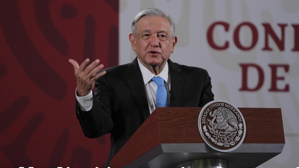 López Obrador no presionará a legisladores para aprobar iniciativa sobre Presupuesto - Foto de Notimex