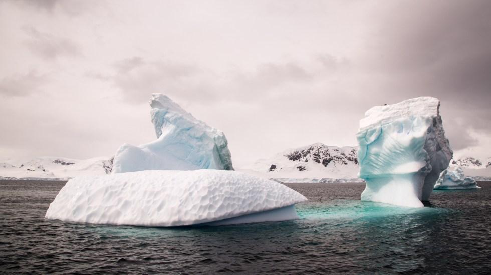 Detectan primeros casos de COVID-19 en la Antártida - Antártida. Foto de Mathieu Perrier / Unsplash