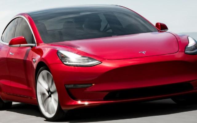 Tesla reanuda producción de autos en Estados Unidos - Auto de Tesla. Foto de Tesla