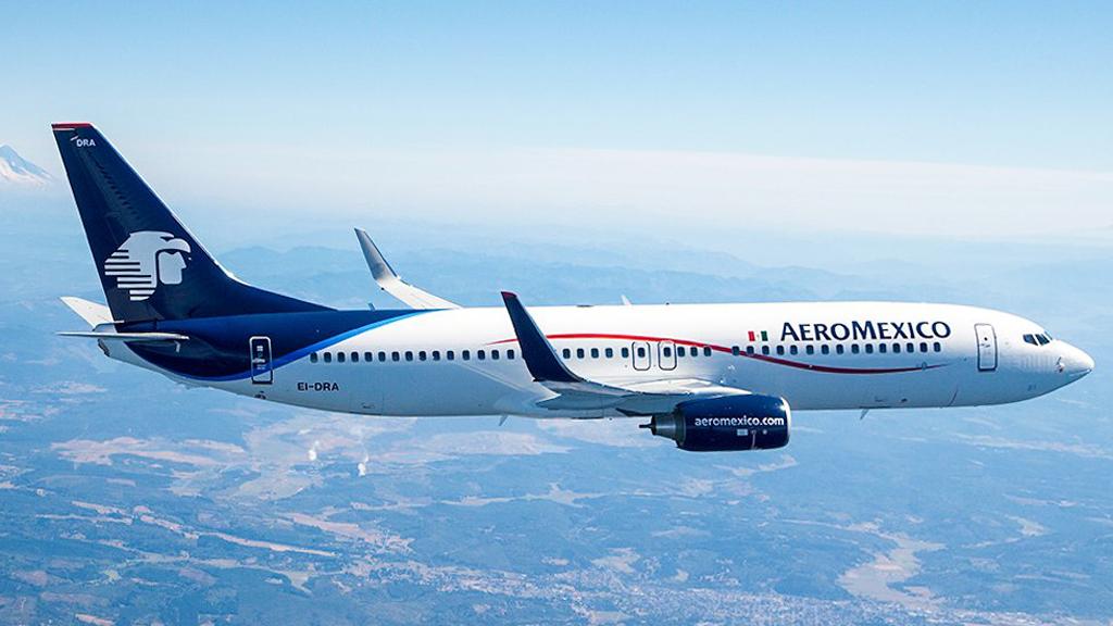Aeroméxico trabaja con autoridades para normalizar sus operaciones en AICM - Aeroméxico