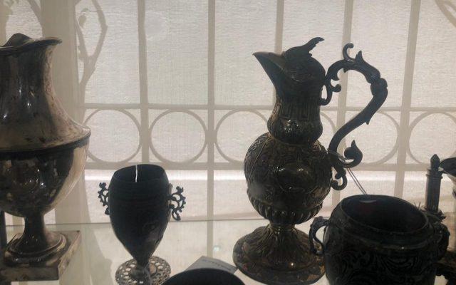 FGR recupera piezas consideradas históricas que serían subastadas - Foto de FGR