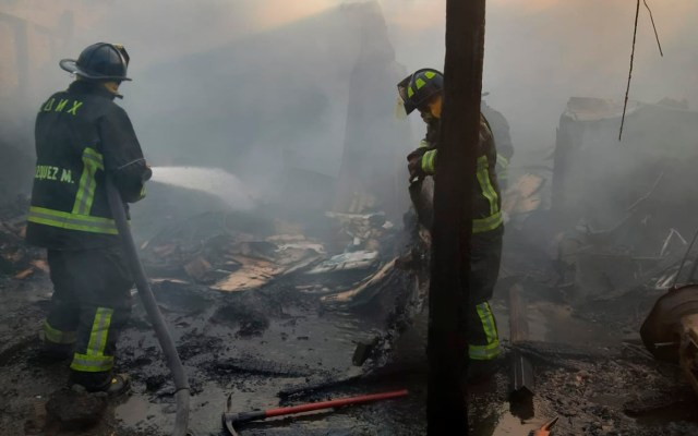 SSC emite recomendaciones para prevenir incendios - bomberos incendios ssc cdmx