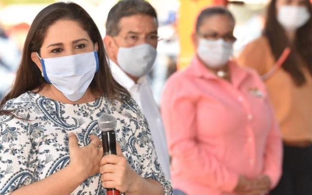 Alcaldesa y secretario de Gobierno de Sonora dan positivo a COVID-19 - Célida López, alcaldesa de Hermosillo. Foto de Facebook/celidalopezc.