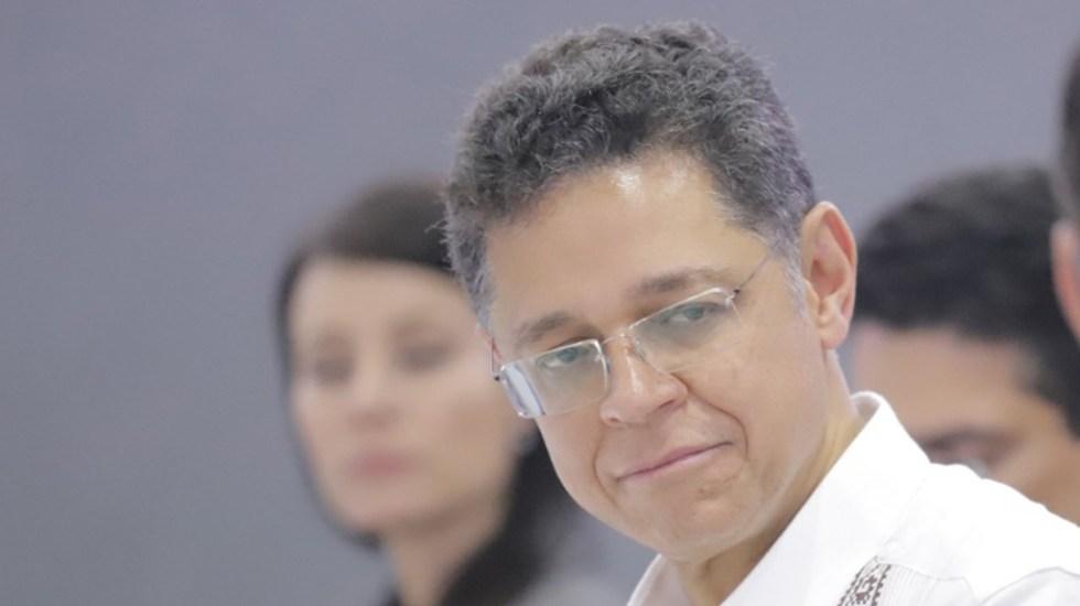 Renuncia titular de la Conamer en medio de polémica por política de la Sener - César Hernández, extitular de la Conamer. Foto de @chdz8a