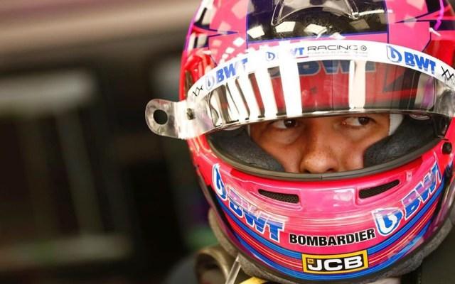 Racing Point mantendrá a 'Checo' Pérez durante 2021 - Foto de @schecoperez