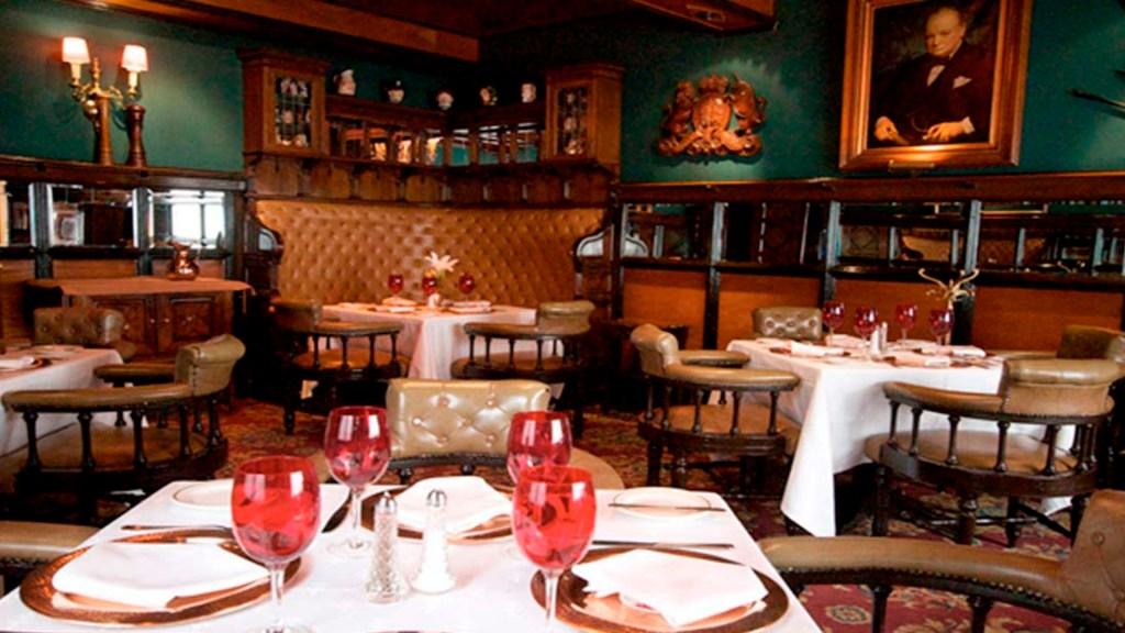 Cierran el restaurante Sir Winston Churchill's tras 48 años - Cierran el restaurante Sir Winston Churchill's tras 48 años