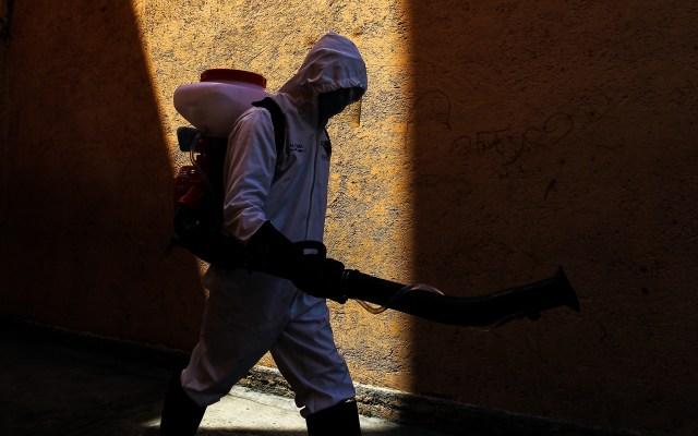 Aun siguiendo protocolos, autoridades cierran industrias en Nuevo León: Caintra - Foto de Notimex