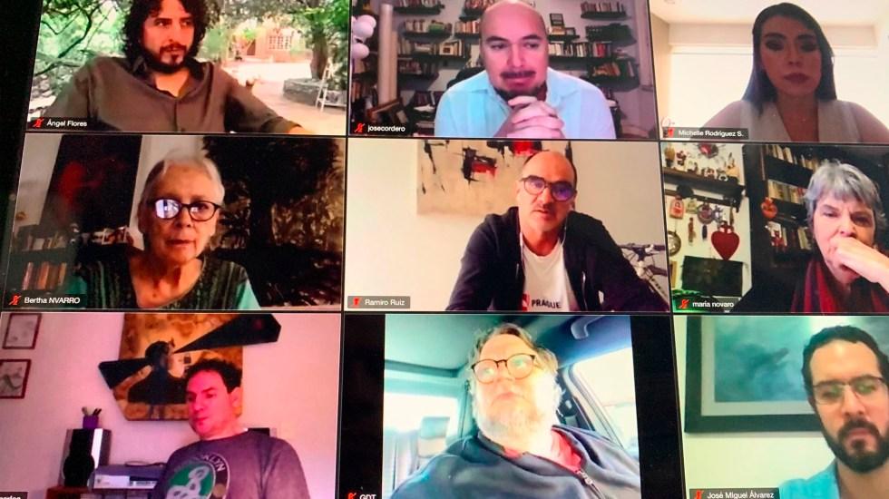 Cineastas evitan la desaparición de Fidecine - cineastas fidecine