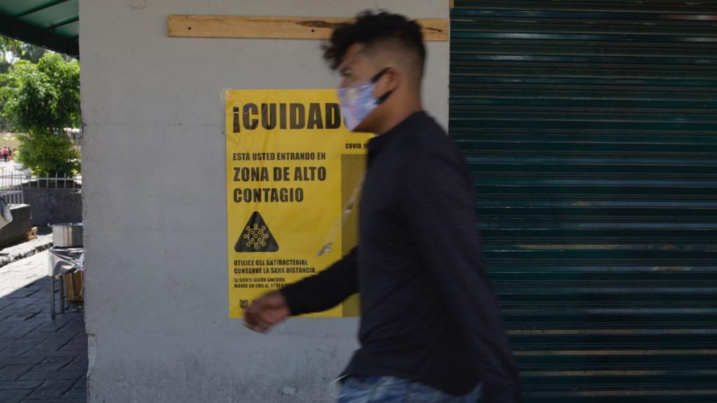 Estiman 3 mil casos graves en peor escenario del COVID-19 en el Valle de México - Ciudad de México COVID-19 coronavirus enfermedad pandemia