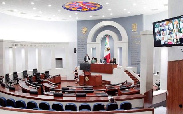 Congreso de San Luis Potosí rechaza despenalizar el aborto - Congreso San Luis Potosí