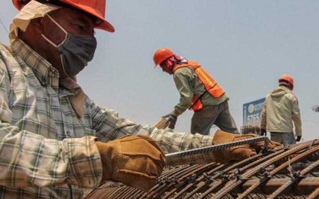 Actividad industrial en México se estanca durante septiembre; cae 6.2 por ciento en comparación anual - Foto de EFE