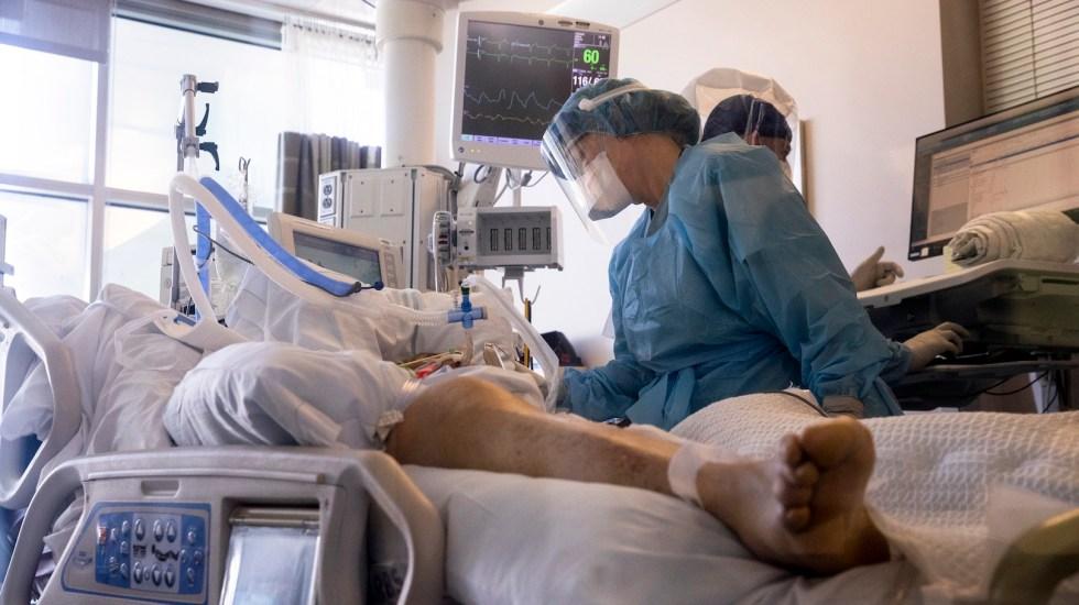 Suman 100 niños con síndrome inflamatorio relacionado a COVID-19 en NY - Sharp Grossmont Hospital - Coronavirus epidemic in La Mesa, California