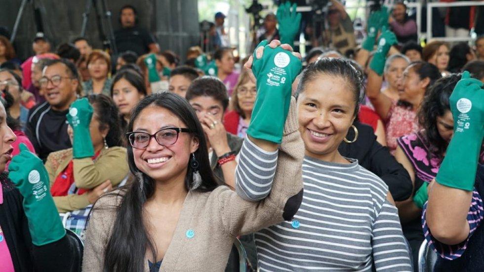 Piden que trabajadoras del hogar reciban su salario durante la contingencia - Foto: Cortesía de CACEH.
