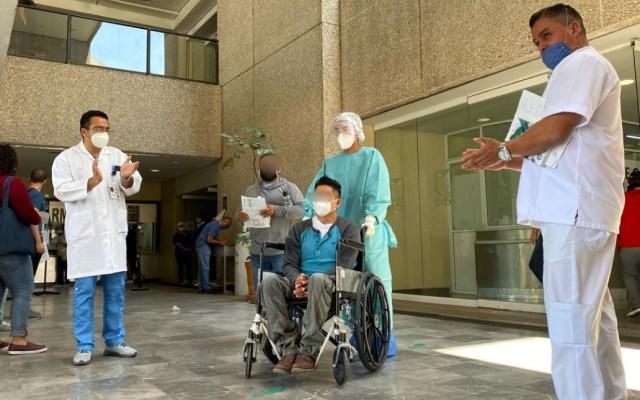 Paciente del IMSS en Puebla supera cuadro avanzado de COVID-19 - COVID-19 coronavirus México IMSS Puebla paciente alta