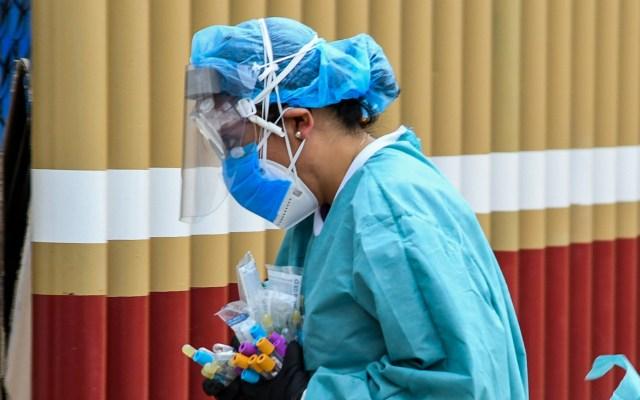 En México, uno de cada siete contagios de COVID-19 es de personal de salud, confirma la OPS - COVID-19 México coronavirus 2 médicos Hospital