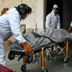 México se ubica en tercer lugar de los países con más muertes por COVID-19 en 24 horas