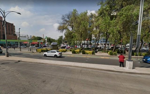 Las movilizaciones para este viernes en la Ciudad de México - Cruce de Insurgentes y Reforma