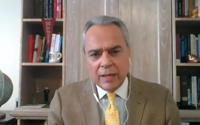 #Video COVID-19 traerá riesgos políticos a América Latina, señala Zovatto - Daniel Zovatto. Captura de pantalla