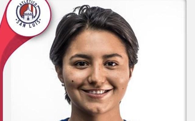 Murió Daniela Lázaro, mediocampista de Atlético de San Luis - Foto de Liga MX