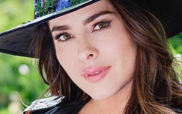 Danna García da positivo por tercera vez a COVID-19 - En la foto, la actriz Danna García. Foto de Instagram