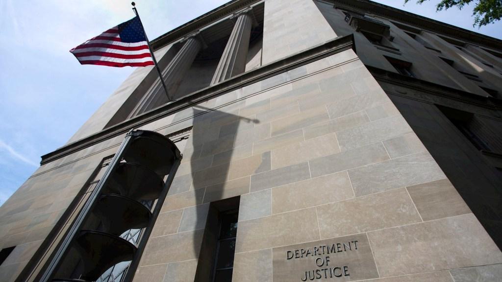 Estados Unidos presenta cargos contra presunto líder de 'Los Cuinis' - Departamento de Justicia eeuu