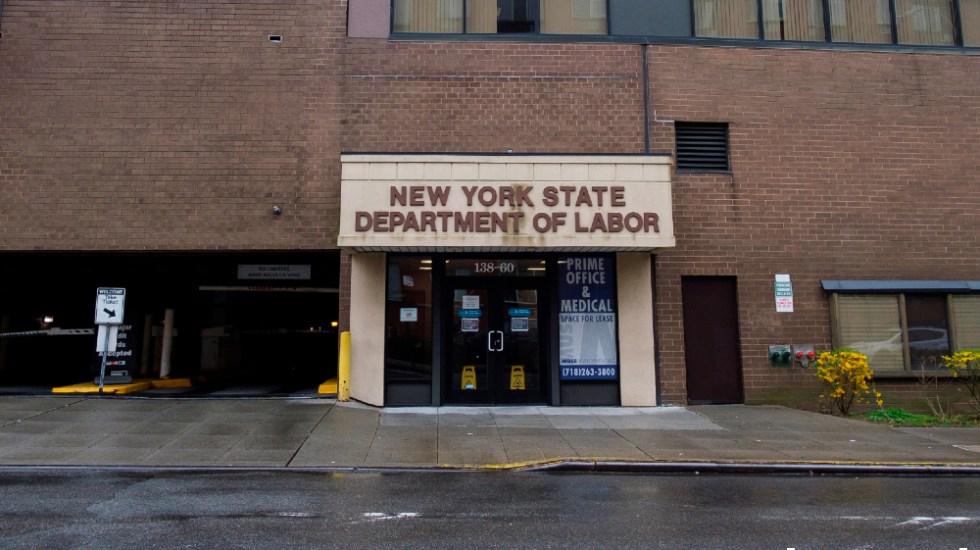 Solicitudes del subsidio por desempleo en EE.UU. caen a 779 mil - desempleo EEUU Nueva York