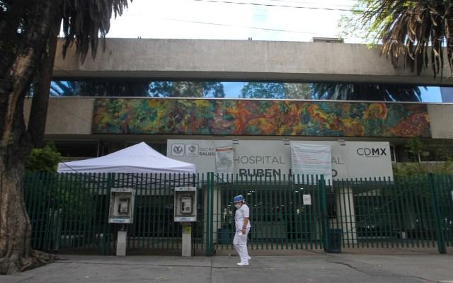 Inicia desconversión de hospitales en la Ciudad de México - Foto de Notimex