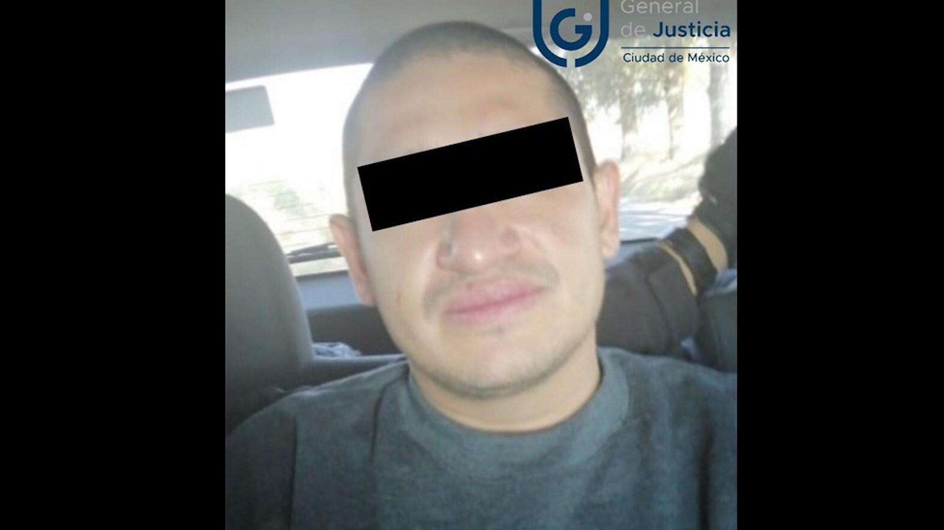 Foto de Fiscalía General de Justicia de la Ciudad de México.